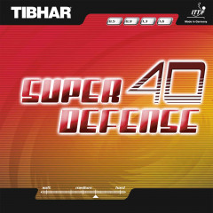 Tibhar Belag Super Defense 40