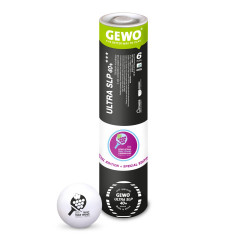 GEWO Ball Ultra SLP 40+ *** WVC2020 Version 6er Tube