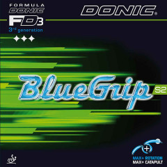 Donic Rubber Blue Grip S2