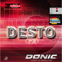 Donic Rubber Desto F3