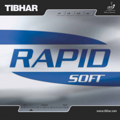 Tibhar Rubber Rapid Soft