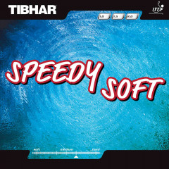 Tibhar Rubber Speedy Soft