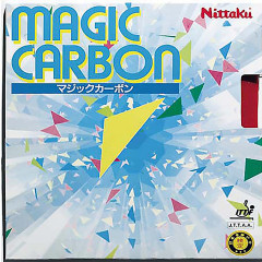 Nittaku Rubber Magic Carbon