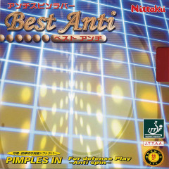 Nittaku Rubber Best Anti