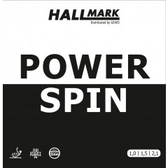 Hallmark Rubber Power Spin