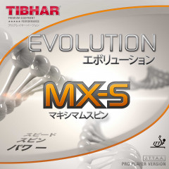 Tibhar Rubber Evolution MX-S