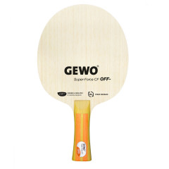 Gewo blade Super-Force CF