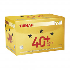 Tibhar Ball *** 40+ SYNTT NG pack of 72