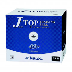 Nittaku Ball J-Top Training 40+ 120er