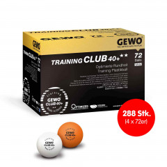 GEWO Ball Training Club 40+** 4x 72er Box