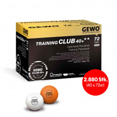 GEWO Ball Training Club 40+ ** 40x 72er Box