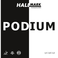 Hallmark Rubber Podium