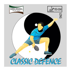 Barna Rubber Classic Defence